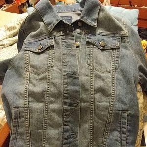 Womens Limited Denim Jacket